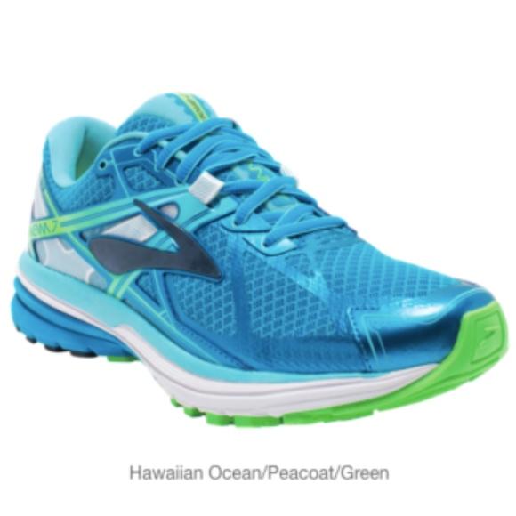 a0b3c5c0a99 Brooks Shoes - Brooks Ravenna 7 Running Shoe- HAWAIIAN OCEAN